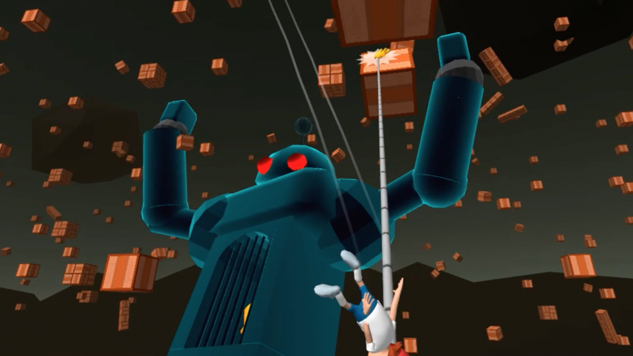 swing star vr boss
