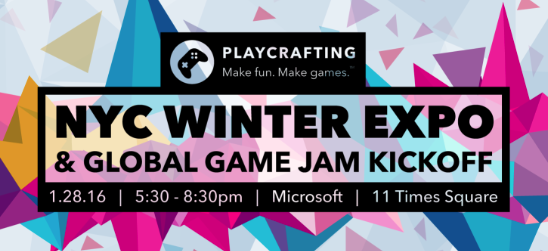 Playcrafting Winter Expo!